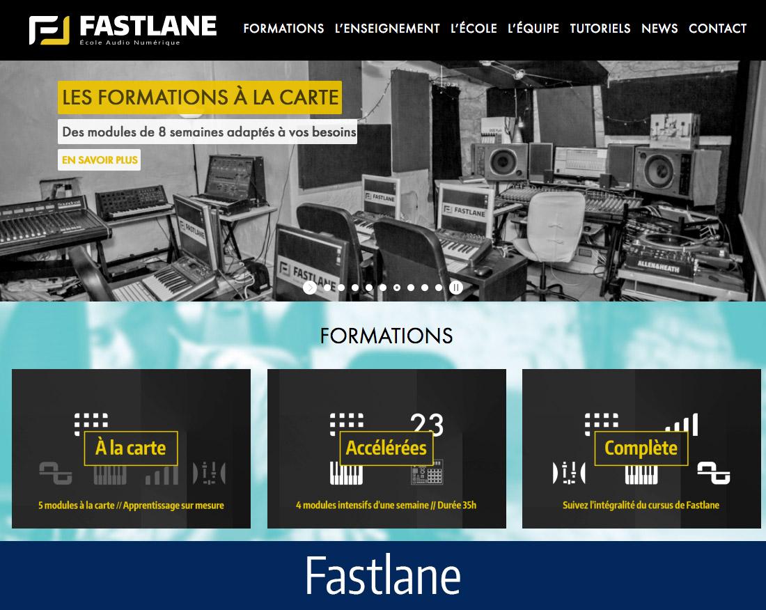 Centre d'examen Fastlane