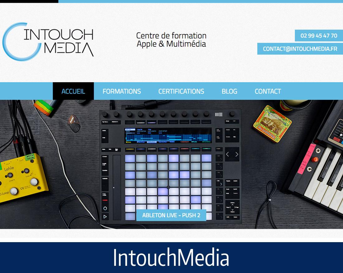 Centre d'examen IntouchMedia